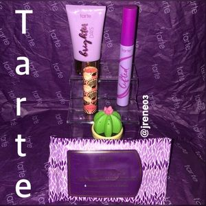Tarte Skincare Gym Bag Grabs (NO BOX)